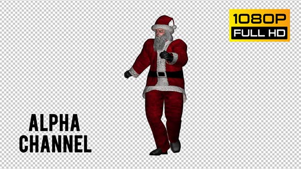Thumbnail for Santa Claus Dance 5