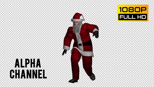 Thumbnail for Santa Claus Dance 6