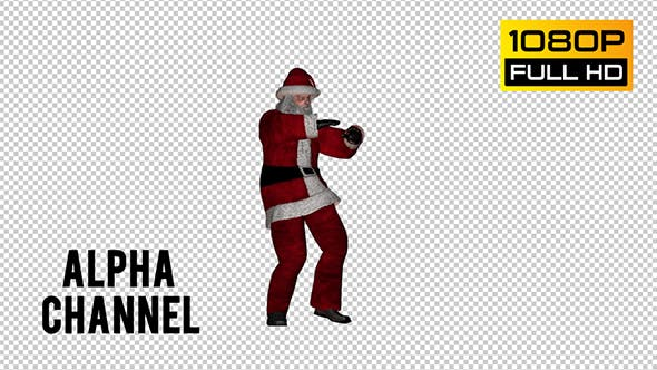 Thumbnail for Santa Claus Dance 7