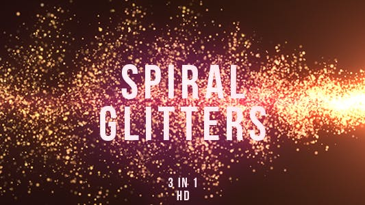Thumbnail for Spiral Glitters