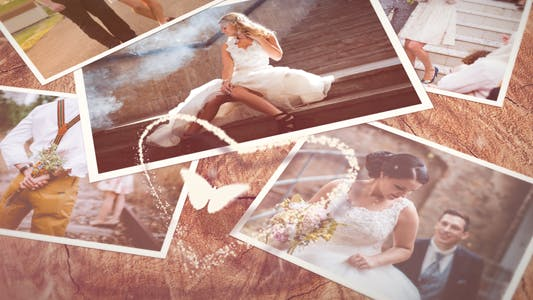 Cover Image for Wedding Slideshow