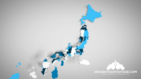 Thumbnail for Japanese Prefectures Combine B