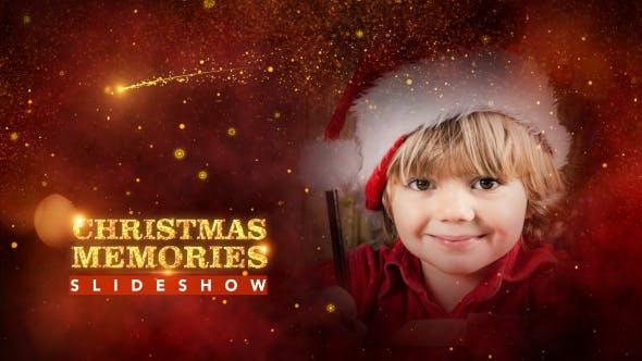 Thumbnail for Christmas Memories Slideshow