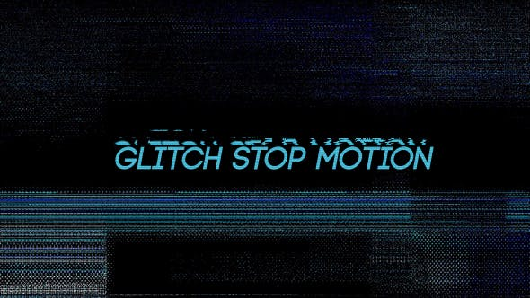 Thumbnail for Glitch Stop Motion