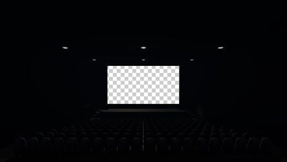 Thumbnail for Cinema Saloon With Alpha