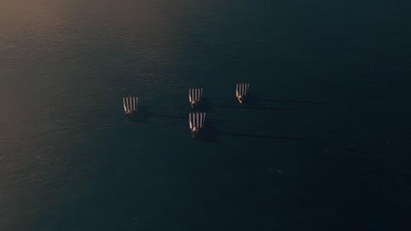 Thumbnail for Viking Ships - Drakkars