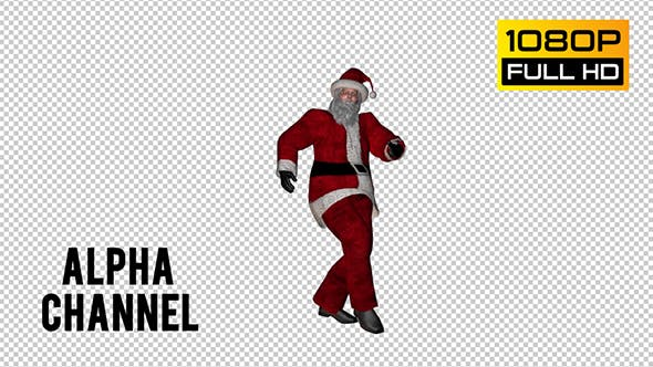 Thumbnail for Santa Claus Dance 8