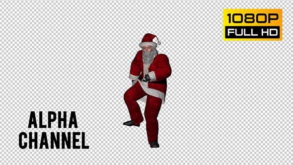 Thumbnail for Santa Claus Dance 10