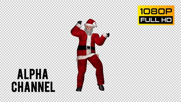 Thumbnail for Santa Claus Dance 16 Pack 2
