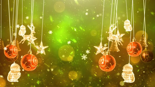 Thumbnail for Christmas Decorations 2