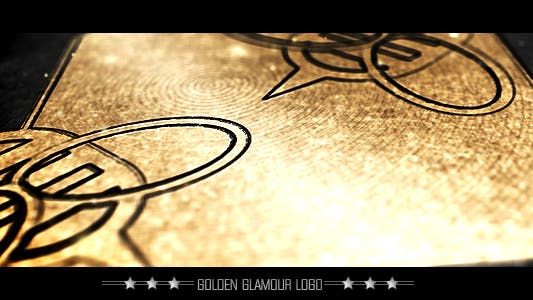 Thumbnail for Golden Glamour Erotic Logo