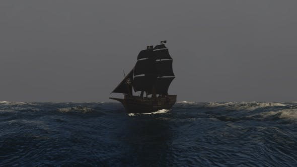 Thumbnail for Pirate Ship - Dark Weather