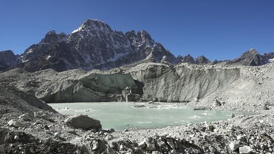 Mountains in Himalayas, Nepal