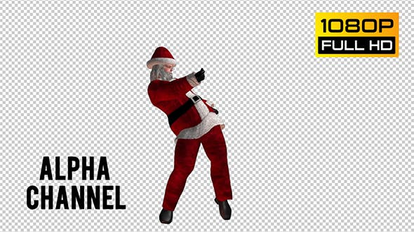Thumbnail for Santa Claus Dance 19