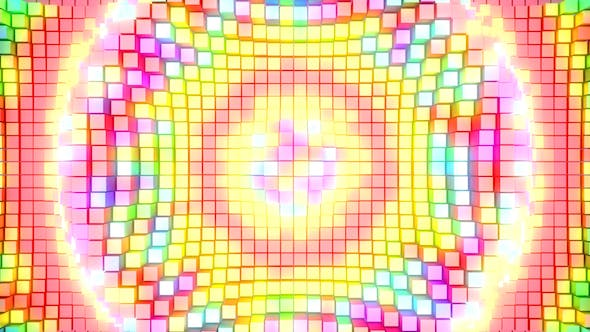Cover Image for VJ Pixel Block