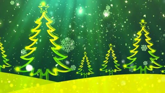 Thumbnail for Christmas Tree Streaks 1