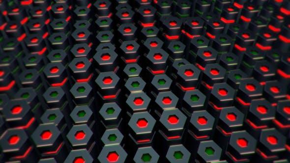 Thumbnail for Hexagon Weihnachten VJ
