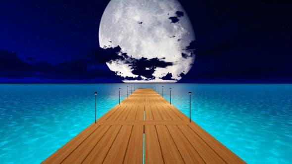 Thumbnail for Bridge to Moon