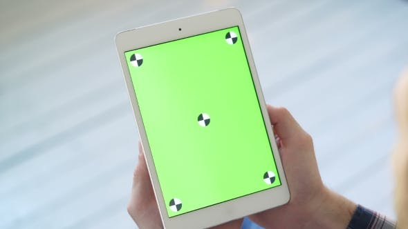 Thumbnail for Using Tablet PC with Green Screen
