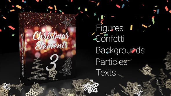 Thumbnail for Christmas Elements 3