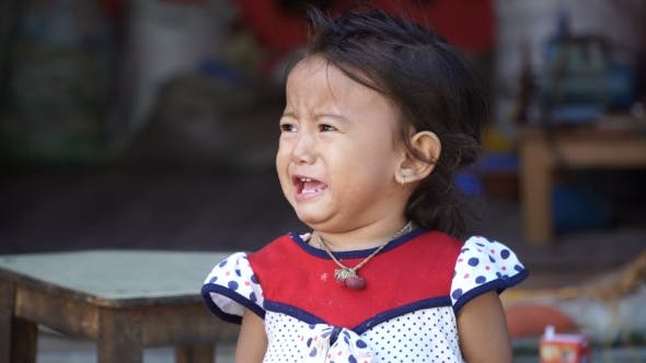 Thumbnail for Little Girl Crying