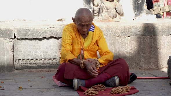 Thumbnail for The Monk Prepares for Prayer