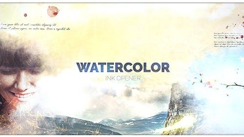 Watercolor Ink