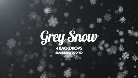 Thumbnail for Grey Snow Pack
