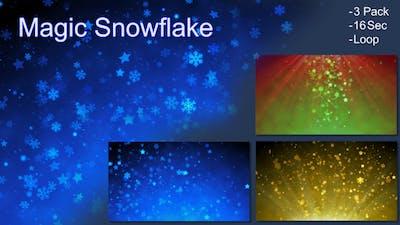 Magic Snowflake