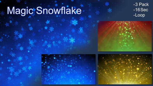 Thumbnail for Magic Snowflake