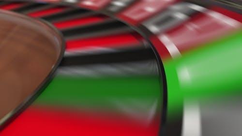 Casino Roulette Wheel Hits Zero