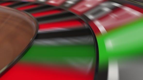 Thumbnail for Casino Roulette Wheel Hits Zero