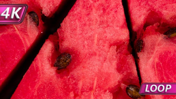 Thumbnail for Pieces Of Ripe Watermelon