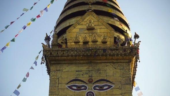 Thumbnail for Swayambhunath Stupa - the Holiest Stupa of Tibetan Buddhism