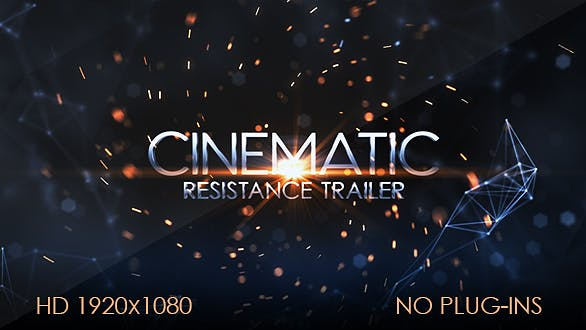 Thumbnail for Resistance Cinematic Trailer