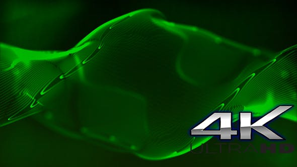 Thumbnail for Green Liquid Particles