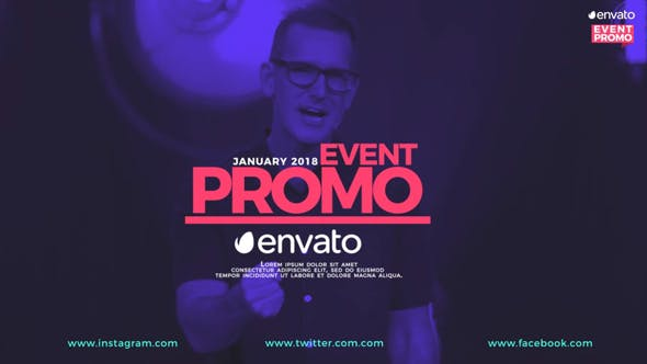 Thumbnail for Event-Promo