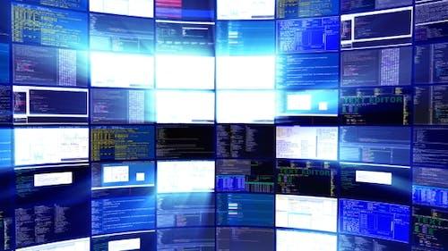 Computing Data in Data Center Hosting Provider
