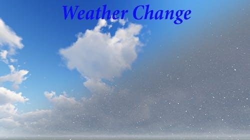 Wetter ändern