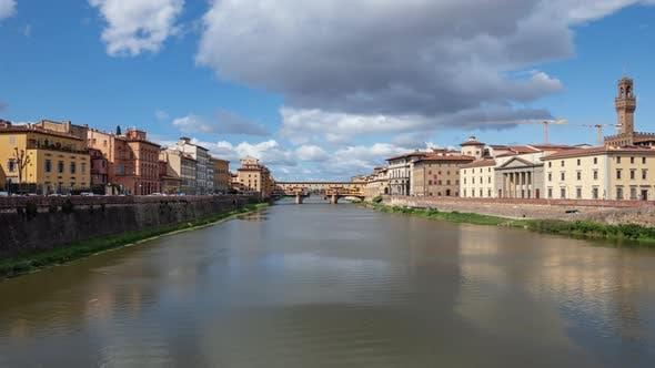 Thumbnail for Ponte Vecchio Timelapse, Florence
