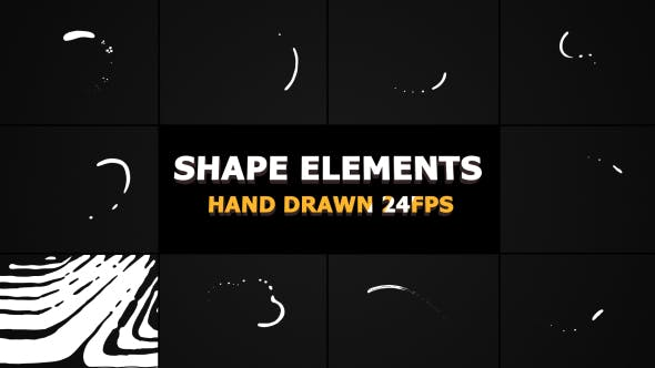 Thumbnail for Shape Elements And Transitions