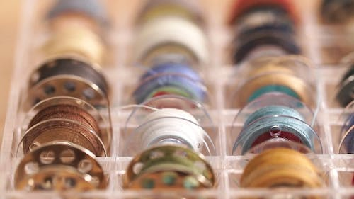 Spool Thread for Sewing Machine Assorted Colors.