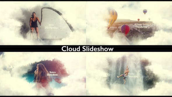 Cloud Slideshow