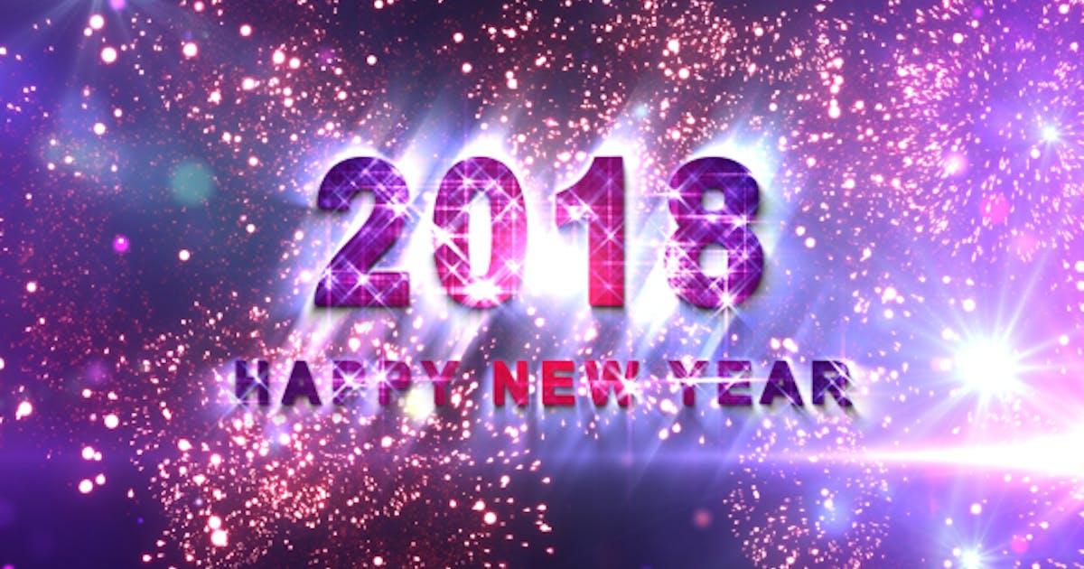 2018 New Year Countdown