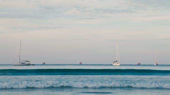 Thumbnail for Sunny Day on Nai Harn Beach