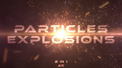 Particles Explosions