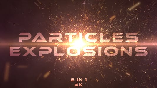 Thumbnail for Particles Explosions