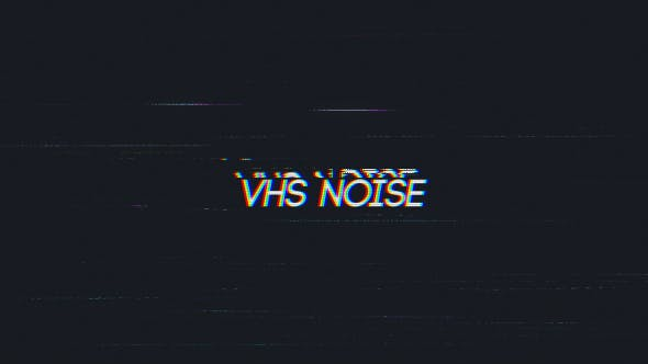 Thumbnail for VHS Noise 8