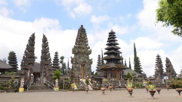 Thumbnail for Important Hindu Pura Ulun Danu Batur Temple in Bali, Indonesia