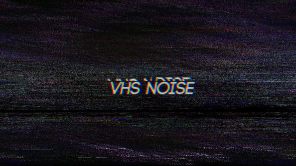 Thumbnail for VHS Noise 10